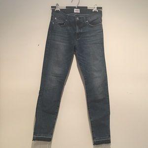 Hudson Jeans Jeans - Hudson - Nico Super Skinny Ankle w/ Released Hem